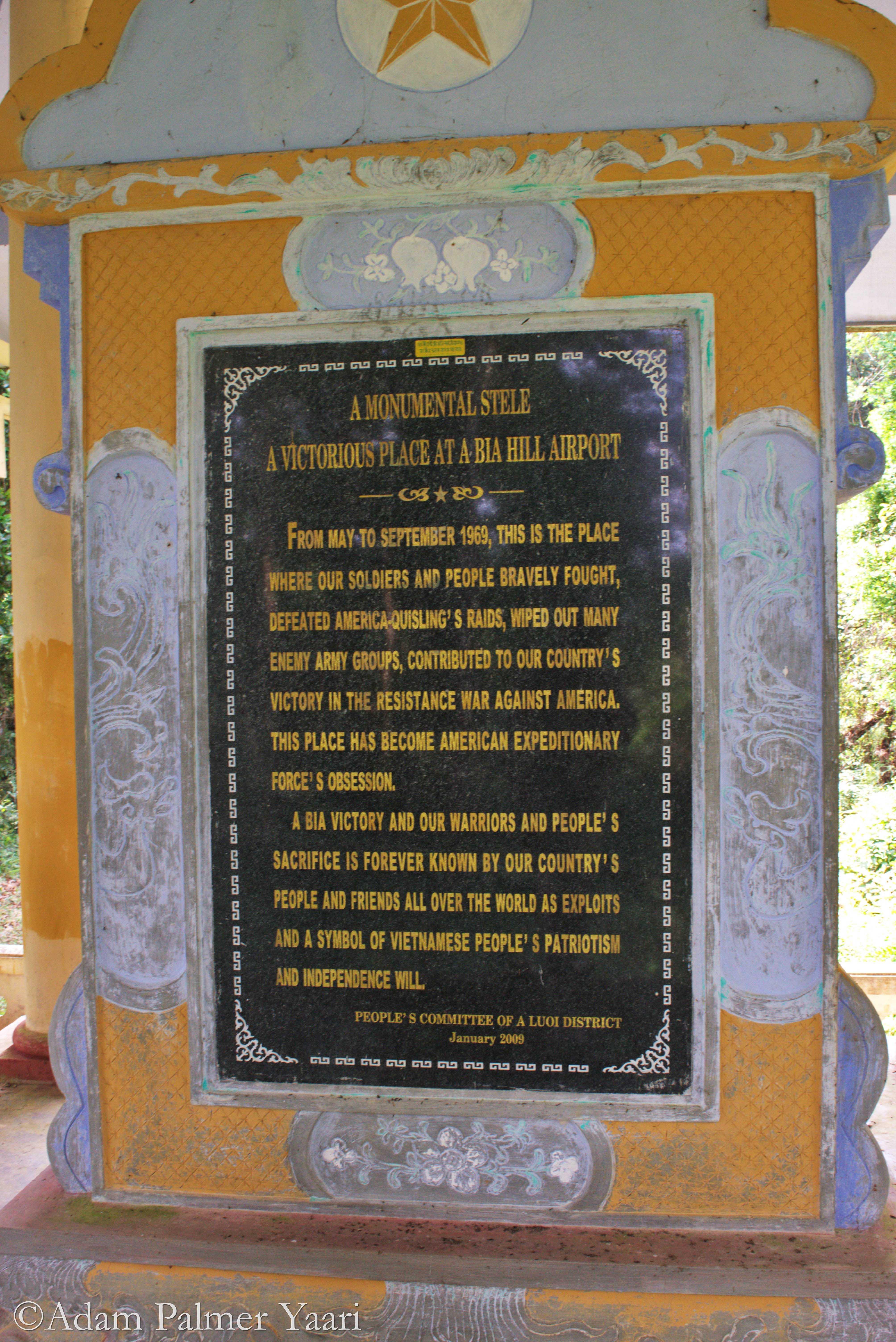 Hamburger Hill A Shau Valley A Luoi Hue DMZ